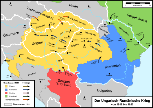 Hungarian-Romanian_War.de
